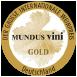 Medalla de Oro Mundus Vini 2018
