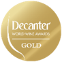 Medalla de Oro Decanter
